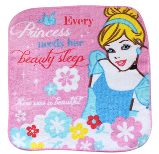 Customized Cotton Small Squre Baby Face Wash Towels