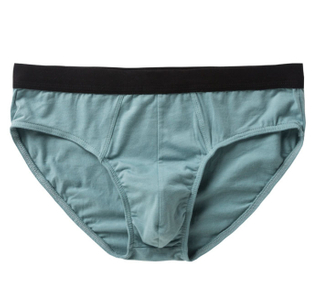 Custom Cotton Men Brief Underwear