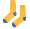 Custom Women Ribbed Cotton Socks