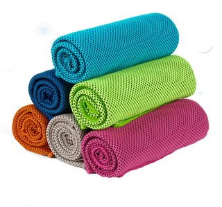 Custom Quick Dry Microfiber Cooling Gym Sport Towel