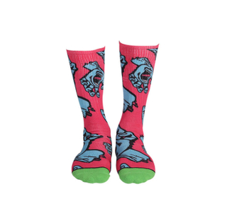 Custom Men Polyester Sublimation Printing Socks
