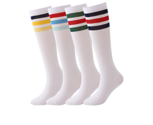 Custom Young Girl Knee High School Tube Socks
