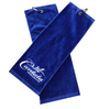 Custom Cotton Embroidery Logo Golf Towel