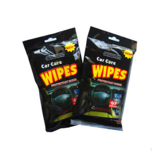 Car Care Glasses Cleaning Wipes