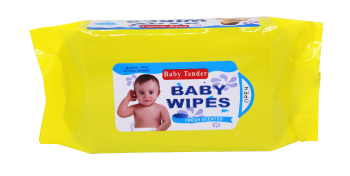 Alcohol Free Unscented Baby Wipes