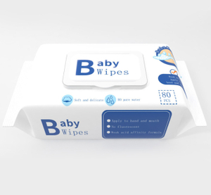 Hand And Mouth Baby Wet Wipes